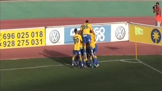 UD Las Palmas 3-2 Gimnástic Tarragona | Temp.2010/11