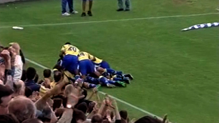 UD Las Palmas 2-1 Real Sociedad   Temp. 2001/02