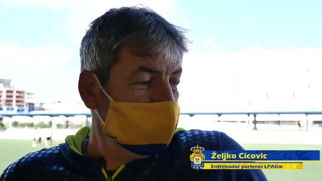 INSIDE | Vivimos el partido ante el Cádiz B desde dentro