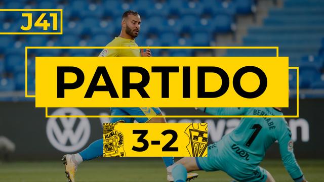 PARTIDO COMPLETO | UD Las Palmas - Albacete (3-2)