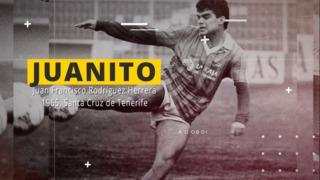 La entrevista con Juanito Rodríguez